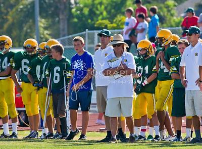 Newport Harbor @ Edison 2012 Frosh Football_6217