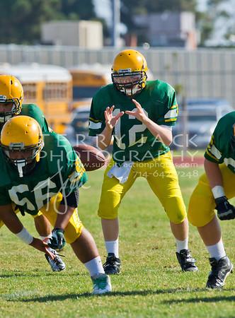 Newport Harbor @ Edison 2012 Frosh Football_6218