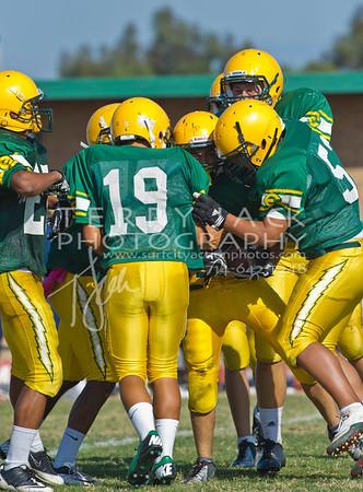 Newport Harbor @ Edison 2012 Frosh Football_6259