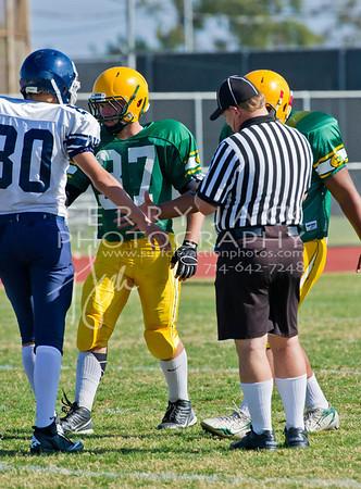 Newport Harbor @ Edison 2012 Frosh Football_6156
