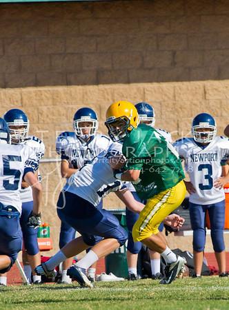 Newport Harbor @ Edison 2012 Frosh Football_6205