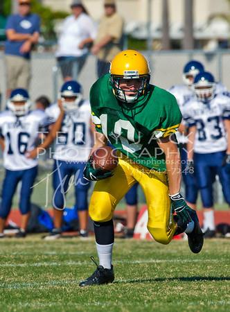 Newport Harbor @ Edison 2012 Frosh Football_6269