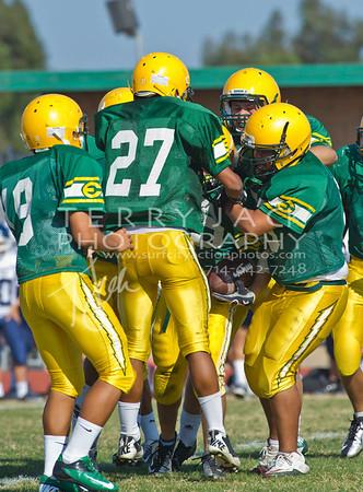Newport Harbor @ Edison 2012 Frosh Football_6258