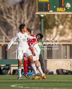 Edison JV Soccer 2015-2916