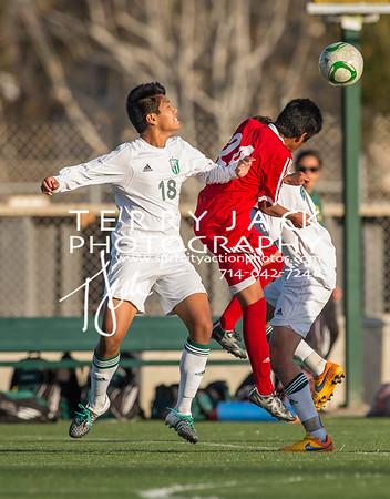Edison JV Soccer 2015-2915