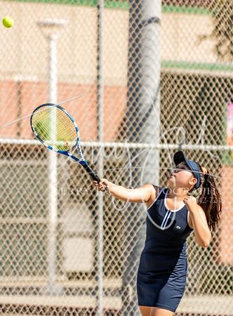 Edison vs  Cypress Girls Tennis-44nik