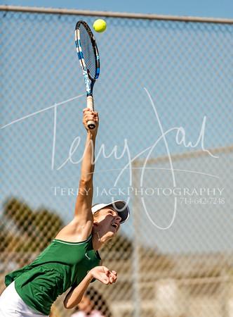 Edison vs  Cypress Girls Tennis-33nik