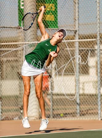 Edison vs  Cypress Girls Tennis-25nik