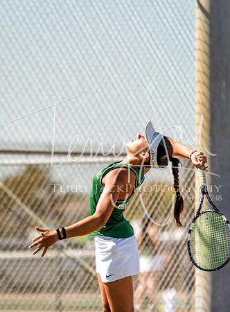 Edison vs  Cypress Girls Tennis-10nik
