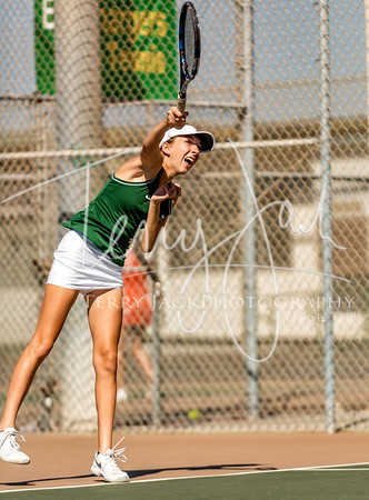 Edison vs  Cypress Girls Tennis-26nik