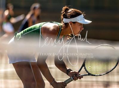 Edison vs  Cypress Girls Tennis-22nik