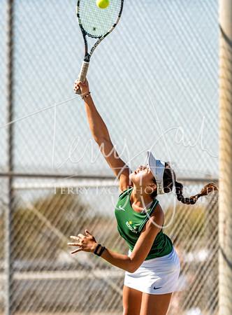 Edison vs  Cypress Girls Tennis-11nik
