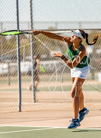 Edison vs  Cypress Girls Tennis-1nik