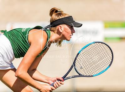 Edison vs  Cypress Girls Tennis-88nik