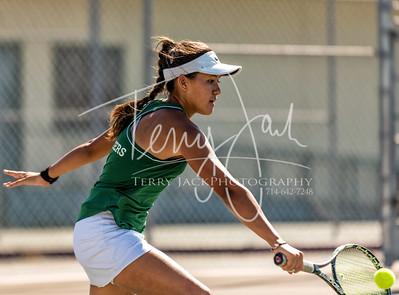 Edison vs  Cypress Girls Tennis-17nik