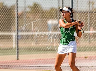 Edison vs  Cypress Girls Tennis-8nik