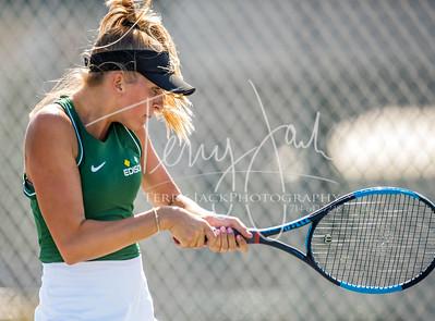 Edison vs  Cypress Girls Tennis 2-14nik