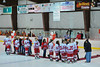Senior Night for the Baldwinsville Varsity Ice Hockey team before the game against Ithaca on Friday, February 5, 2010.