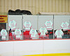 Baldwinsville Bees celebrated Senior Night for the Class of 2012 before the game gainst the McQuaid Knights at the Greater Baldwinsville Ice Arena in Baldwinsville, New York.