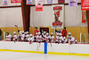 Baldwinsville Bees hosts the Liverpool Warriors at the Greater Baldwinsville Ice Arena in Baldwinsville, New York on Tuesday, January 21, 2014.  Liverpool won 3-1.