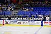 Baldwinsville Bees played the West Genesee Wildcats in the Section III, Division I Championship game in Boys Ice Hockey at the Utica Auditorium on Sunday, February 28, 2016. West Genesee won 1-0.