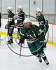Fayetteville-Manlius Hornets Tommy Guilfoil (7) at the Lysander Ice Arena in Baldwinsville, New York on Friday, January 6, 2017.