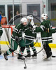 Fayetteville-Manlius Hornets Bn Hammond (22) at the Lysander Ice Arena in Baldwinsville, New York on Friday, January 6, 2017.