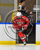 Baldwinsville Bees Christian Treichler (33) takes the ice against the West Genesee Wildcats in NYSPHSAA Section III Boys Ice Hockey action at Shove Park in Camillus, New York on Wednesday, February 1, 2017.