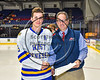 Section III, Division I Boys Ice Hockey All-Stars at the War Memorial Arena in Syracuse, New York on Saturday, February 25, 2017.