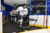 Skaneateles Lakers Josh McCabe (14) takes to the ice to play the CBA/JD Brothers in the Section III, Division II Boys Ice Hockey Championship game at the War Memorial Arena in Syracuse, New York on Saturday, February 25, 2017.