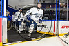 Skaneateles Lakers Vincent Willams (12) takes to the ice to play the CBA/JD Brothers in the Section III, Division II Boys Ice Hockey Championship game at the War Memorial Arena in Syracuse, New York on Saturday, February 25, 2017.