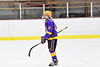 CBA/JD Brothers Ian Henderson (21) being introduced before playing the Baldwinsville Bees in a NYSPHSAA Section III Boys Ice Hockey game at the Lysander Ice Arena in Baldwinsville, New York on Tuesday, December 18, 2018.