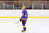 CBA/JD Brothers Tom Caputo (5) being introduced before playing the Baldwinsville Bees in a NYSPHSAA Section III Boys Ice Hockey game at the Lysander Ice Arena in Baldwinsville, New York on Tuesday, December 18, 2018.