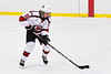 Baldwinsville Bees Mark Monaco (22) skating with the puck against the CBA/JD Brothers in NYSPHSAA Section III Boys Ice Hockey action at the Lysander Ice Arena in Baldwinsville, New York on Tuesday, December 18, 2018. Baldwinsville won 3-1.