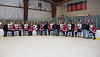 Baldwinsville Bees Boys Ice Hockey Senior Night at the Lysander Ice Arena in Baldwinsville, New York on Tuesday, February 5, 2019.