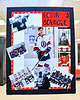 Colin Bourque (3) poster on display for Baldwinsville Bees Boys Hockey Senior Night at the Lysander Ice Arena in Baldwinsville, New York on Tuesday, February 4, 2020.