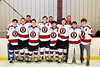 Baldwinsville Bees Boys Hockey Senior Night at the Lysander Ice Arena in Baldwinsville, New York on Tuesday, February 4, 2020.