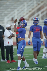 JJ Pearce High School Football Vs Duncanville