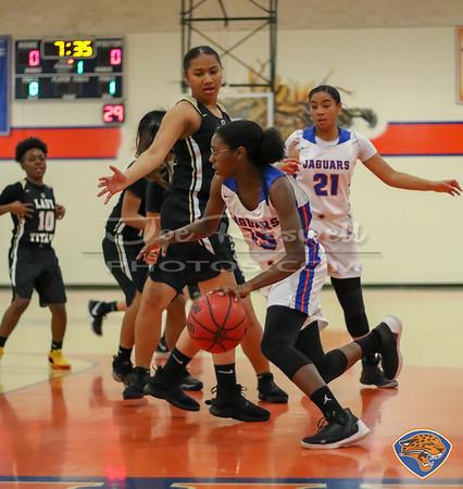 2018 - Kimball vs. Chavez - Varsity Girls Basketball