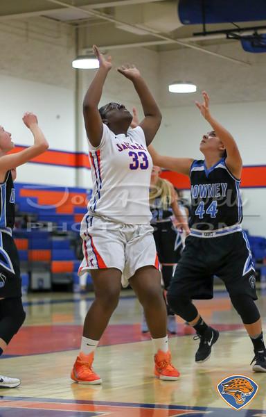 2018 - Kimball vs. Downey - Girls JV Basketball