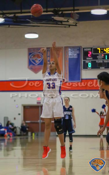 2018 - Kimball vs. Downey - Girls Varsity Basketball