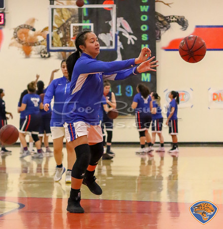 2019 - Kimball vs. Beyer Varsity Girls Basketball