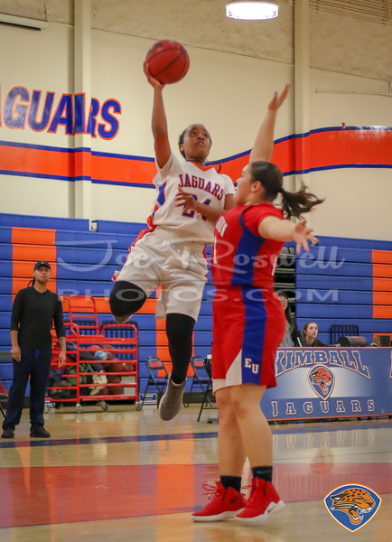 2019 - Kimball vs. East Union Freshman Girls Basketball