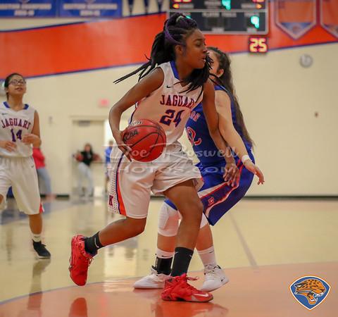 2019 - Kimball vs. East Union JV Girls Basketball