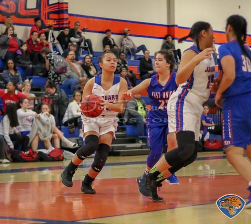 2019 - Kimball vs. East Union Varsity Girls Basketball