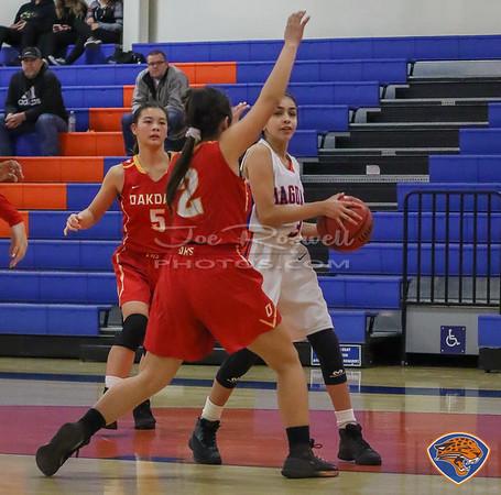 2019 - Kimball vs. Oakdale Freshman Girls Basketball