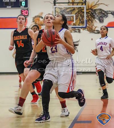 2019 - Kimball vs. Oakdale JV Girls Basketball