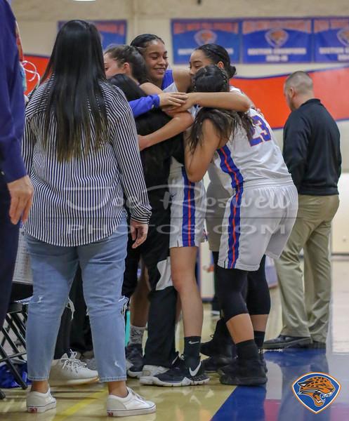 2019 - Kimball vs. Oakdale Varsity Girls Basketball
