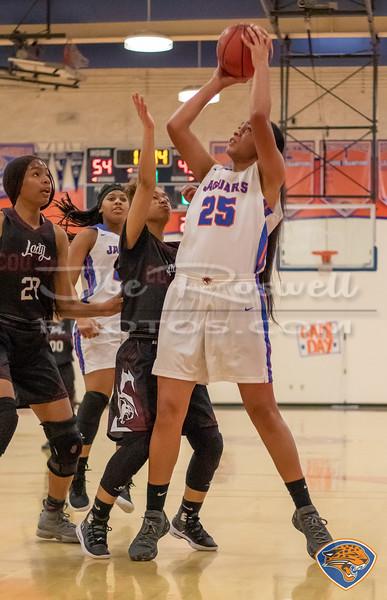 2019 - Kimball vs. Weston Ranch Varsity Girls Basketball