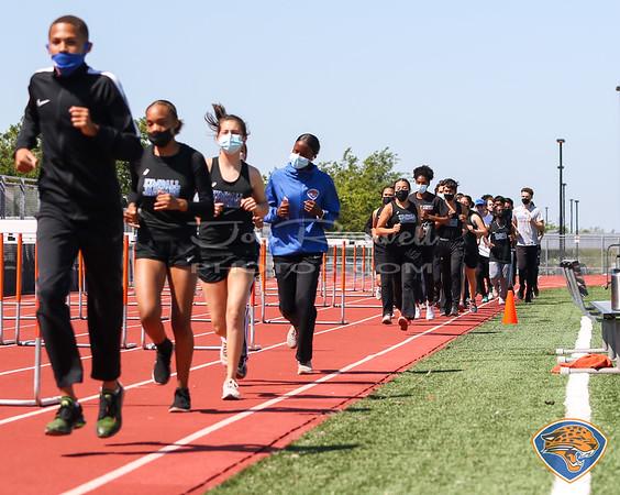 2021 - Kimball Track & Field (Oakdale & Weston Ranch)